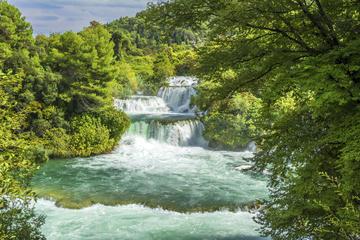 Viagem diurna ao Parque Nacional Krka, saindo de Split