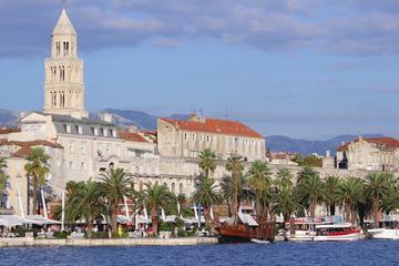Visite à pied de Split