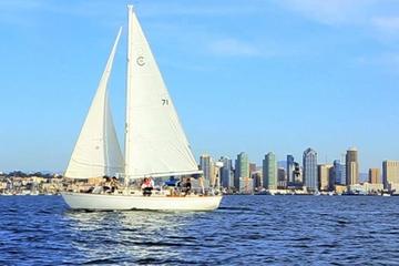 Excursion privée en voilier au départ de San Diego
