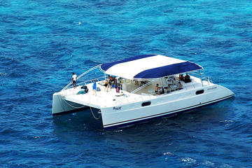 Punta Cana Saona Island Cruise with Buffet Lunch with Lobster