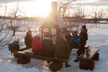 Route des vins de glace au départ de...