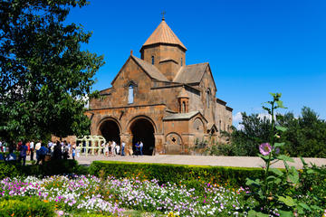 Day Trip to Echmiadzin Mother Cathedral St Hripsime St Gayane Zvartnots