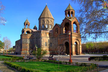 Private Tour: Echmiadzin, Zvartnots