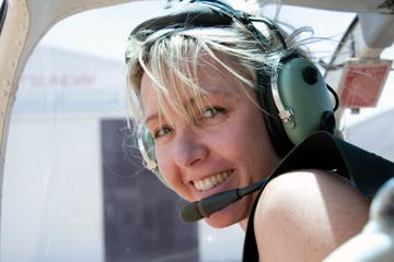 Recorrido en helicóptero por Barcelona y Montserrat