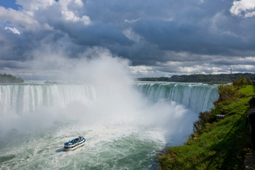 Privétour: sightseeing Niagarawatervallen