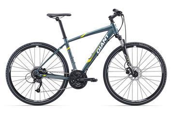 Location de vélos hybrides à Los...