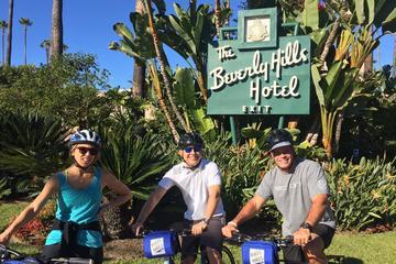 Verhuur van hybride fietsen in Los Angeles