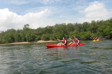 Round Ketam Island Kayaking Adventure