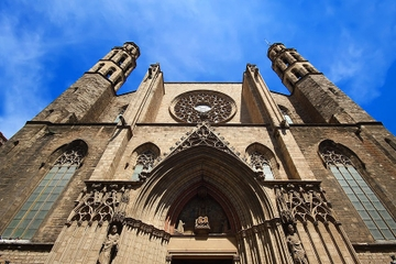 """Die Kathedrale des Meeres""-Spaziergang durch Barcelona"