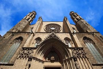 Excursão a pé A Catedral do Mar em Barcelona