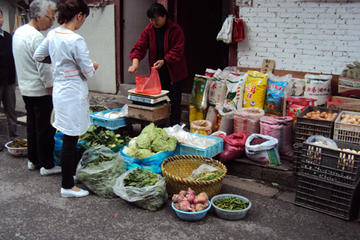 Balade privée de 2heures dans les rues et ruelles de Shanghai