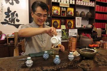 Experiencia en Shanghái: Ceremonia del té privada