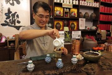 Experiencia Shanghái: Ceremonia del té para grupos pequeños