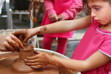 Experiencia Shanghái: Clase de cerámica china
