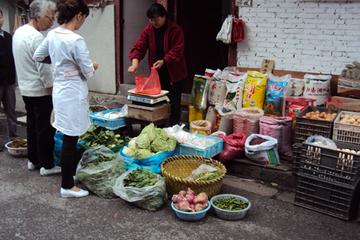 Führung in kleiner Gruppe Shanghai Rundgang durch die engen Straßen...