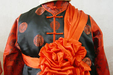 Private 2-stündige Schanghai-Tour: Entwicklung chinesischer Textilien...