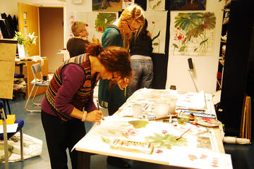 Private Traditional Chinese Painting Experience Workshop