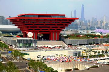 Rundgang durch die Moderne Kunst: China Kunstmuseum