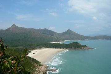 Vandringstur i Hongkong: Sai Kung East Country Park, stränder och ...