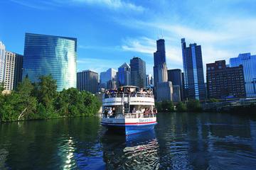 Crociera sul fiume Chicago per