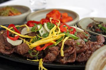 Experiencia en Seúl: Clase de cocina para principiantes