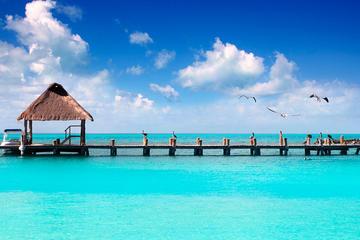 Blue Lagoon Bacalar from Playa del Carmen