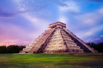 CHICHEN ITZA PLUS FROM CANCUN