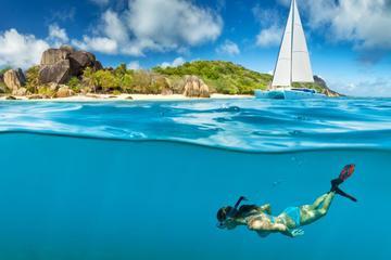 Isla Mujeres Island by Cat from Playa...