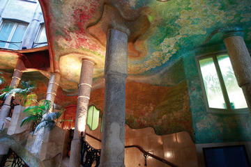 Viator Exklusiv: Private VIP-Tour durch La Pedrera mit frühem Zugang
