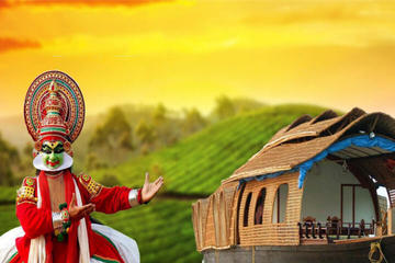 07 Days Kerala Heritage with Tea Spice Backwaters