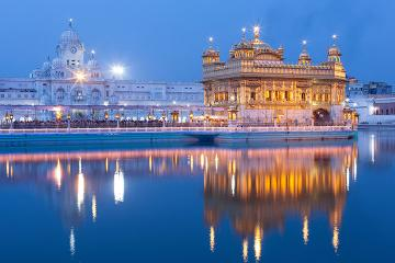 Amritsar Day Tour: Golden Temple and...