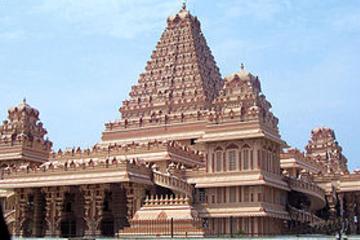 Balade à pied privée à la découverte du patrimoine du sud de Delhi...