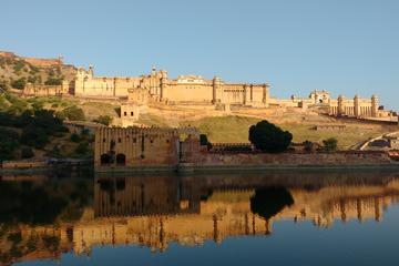 Excursão particular de 3 dias de Deli para Jaipur: Palácio da cidade...