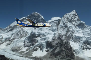 Flight Over the Himalayas including ...