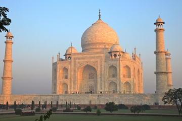 L'intemporel Taj Mahal et le...