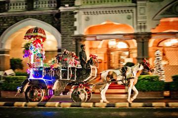 Mumbai by Night: Tonga Ride to Gateway of India with Dinner