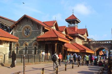 Mumbai Evening Tour Including The...