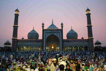 Private Heritage Tour of Old Delhi with Sound and Light Show