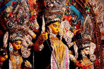 Private Tour: Experience the Kolkata Durga Puja Festival