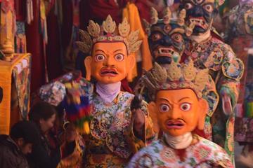 Tour du Ladakh avec le festival Hemis