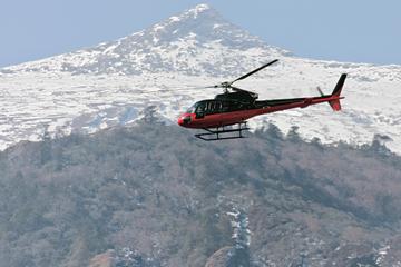 Tour en hélicoptère au-dessus de l'Himalaya avec atterrissage dans un...