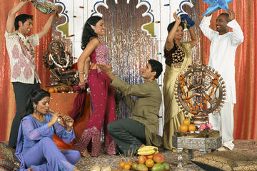 Visite des studios de Bollywood à Bombay