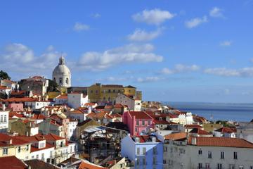 Excursion à terre à Lisbonne: visite touristique privée de Lisbonne