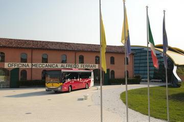 Discover Ferrari & Pavarotti Land from Modena