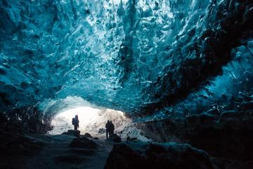 Crystal Ice Cave Tour from Jokulsarlon Glacier Lagoon