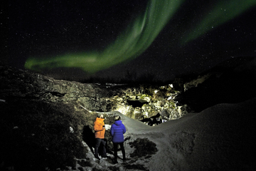 Excursión de Luces del norte para grupos pequeños desde Reikiavik en...