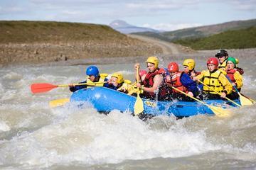 Excursión de un día desde Reikiavik: Rafting en el río Hvítá