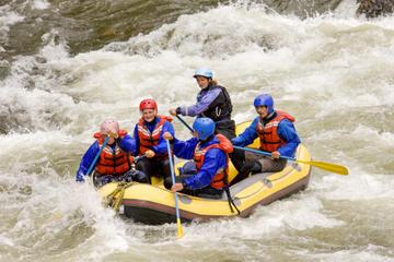 Experiencia en Círculo Dorado y rafting en aguas bravas desde...