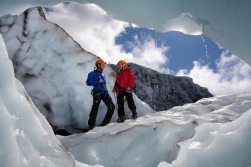 Gita giornaliera nella costa meridionale, escursione sul ghiacciaio