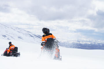 Golden Circle and Snowmobiling Small ...